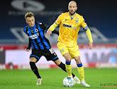 STVV verloor zaterdagavond met 1-0 van Club Brugge