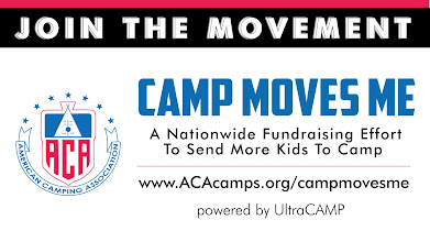 Photo: Get moving for Camp Moves Me in Fall 2015! Join ACA in the second year of our nationwide fundraising effort aimed at celebrating the spirit of camp while raising dollars to send more children to camps across the country. Sign up to participate during the month of October: https://rallyup.com/aca-2015