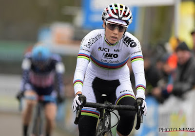 ? Si Van der Poel écrase la concurrence chez les hommes, une Belge en fait de même chez les dames