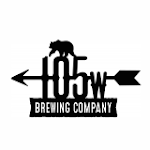 Logo of 105 West Orange Ginger Saison
