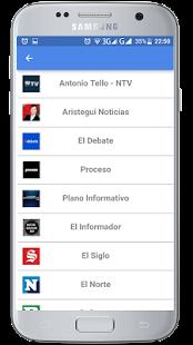 Top Mexico News - náhled