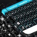 Neon Glow GO Keyboard
