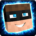 Skins Stealer 3D for Minecraft icon