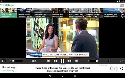 Watchup: Video News Daily Screenshot 17