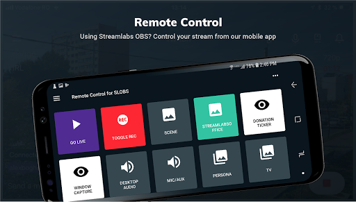 Streamlabs: Live Streaming App 2.2.1-104 Screenshots 3