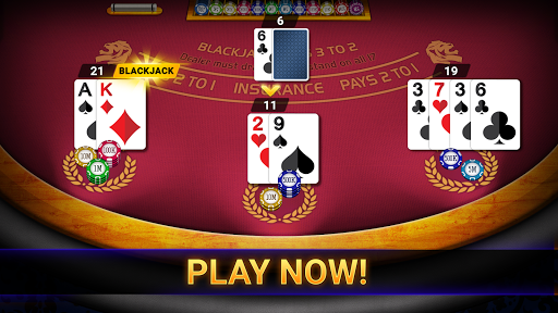 Blackjack Casino 2020: Blackjack 21 & Slots Free apkpoly screenshots 3