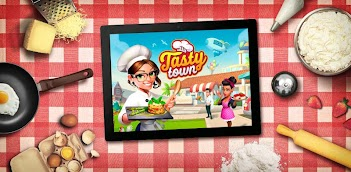 Play Tasty Town on PC, for free!