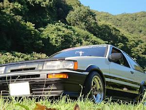 カローラレビン AE86 S62年 GT-APEXのカスタム事例画像 ae86kiwamiさんの2018年09月01日18:53の投稿