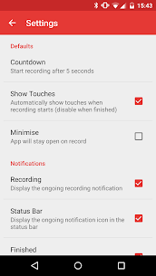 Rec. (Screen Recorder) App Download For Android 7