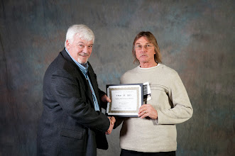 Photo: 1-Year Safety Award | Irving Materials, Inc. - Fall Creek, Chris Houser