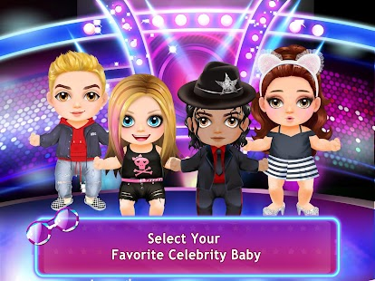 Celebrity Baby Salon & Care- screenshot thumbnail