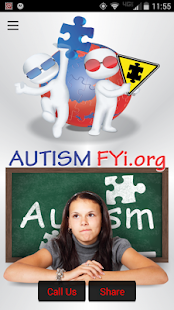 Autism FYI- screenshot thumbnail