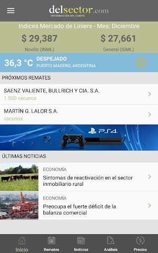 DelSector.com - Informaciu00f3n del Campo, por Guarino 3 screenshots 1