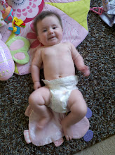 Photo: This baby loves not wearing clothes.
