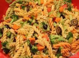 Everything Pasta Salad Recipe