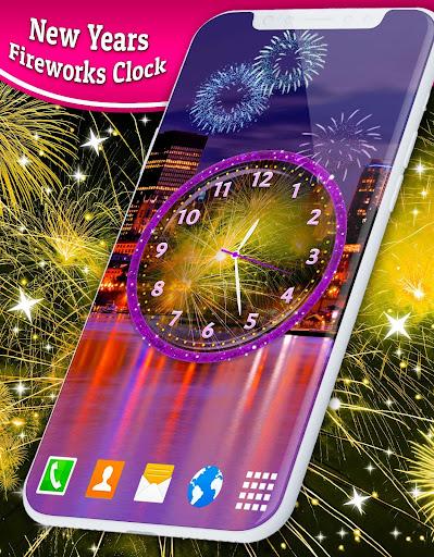 Fireworks 2019 New Years Clock 4.8.4 screenshots 5