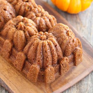 Pumpkin Bread.