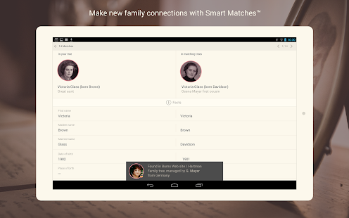 MyHeritage - Family Tree Screenshot 12