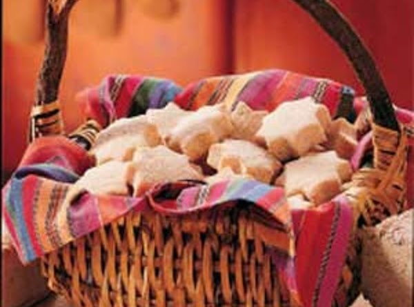 Cinnamon Anise Star Cookies Recipe
