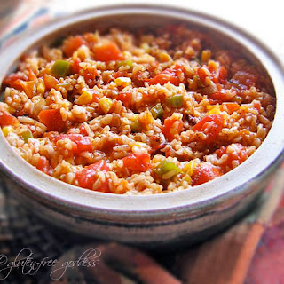 Gluten-Free Spanish Rice Bake