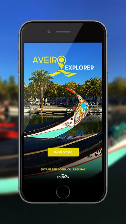 Aveiro Explorer- screenshot