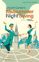Photo: main visual for Midsummer Night Swing 2017 in New York