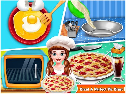 American Apple Pie Maker - Cooking Games - náhled