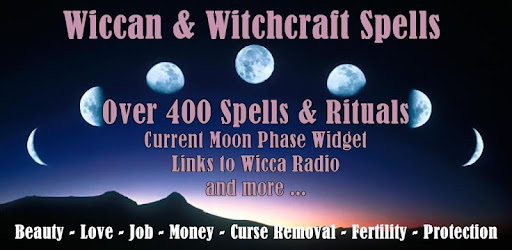 Wiccan and Witchcraft Spells - Apps on Google Play