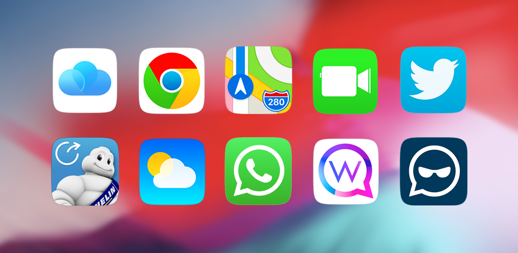 Ios 12 Icon Pack Apk