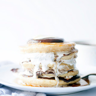 S'more Pancakes