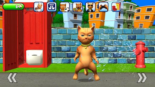 Talking Cat Leo: Virtual Pet 3.0 screenshots 5
