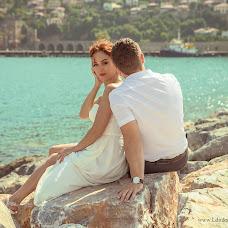 Wedding photographer Lyubov Bilgili (Ldinka987). Photo of 09.06.2014