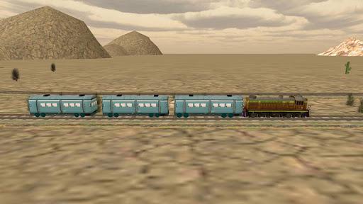 Train Simulator Free Train Games 1.0 screenshots 4