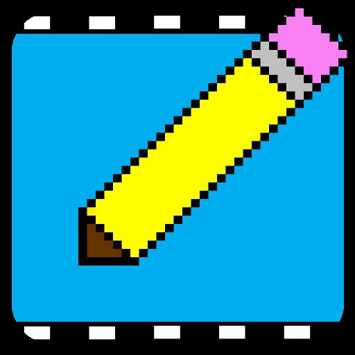 Pixel Animation Studio MP4 GIF 遊戲 App LOGO-硬是要APP