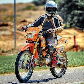 telaviv by Abu  Janjalani Abdullah - Transportation Motorcycles ( motorcycles, transportation )