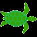 Turtle Survival Icon