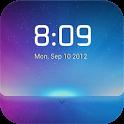 Starry lock screen-MagicLocker icon