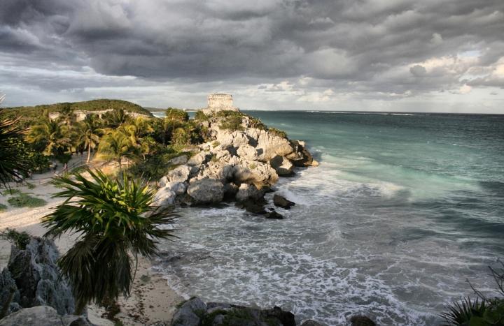 La spiaggetta Maya di CobraPel