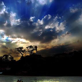 by Deepraj Das - Landscapes Sunsets & Sunrises