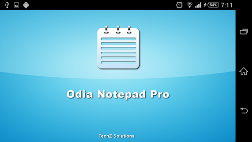 Odia Notepad Pro