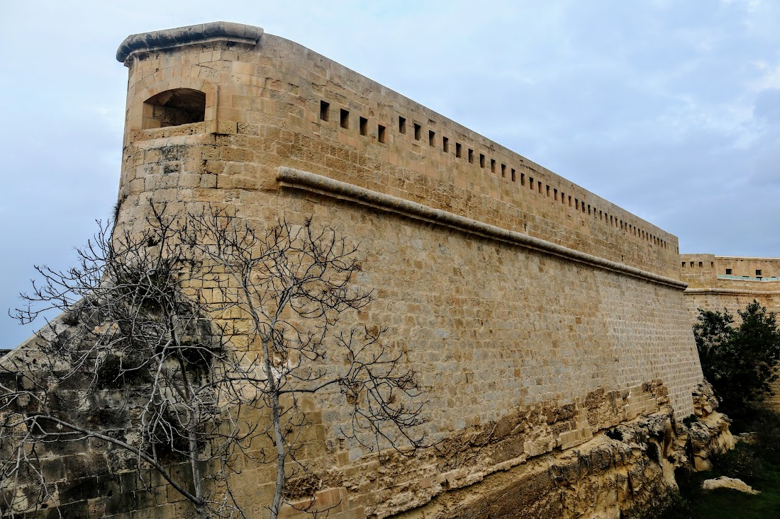 Приключения на острове рыцарей-госпитальеров - Мальта и Гозо в январе 2017.