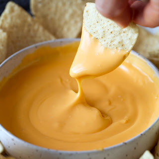 3-Ingredient Cheese Dip Recipe