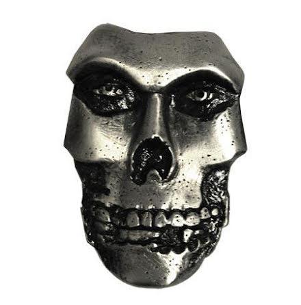 Misfits - Skull - Belt Buckle