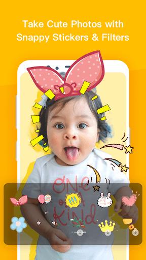 Bloom Camera, Selfie, Beauty Filter, Funny Sticker 0.4.1 screenshots 3