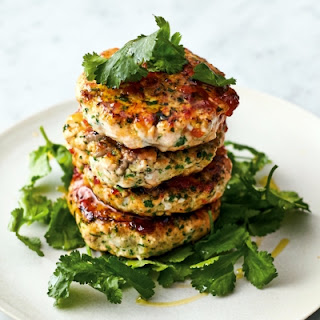 Jamie Oliver'S Quick Asian Fishcakes Recipe