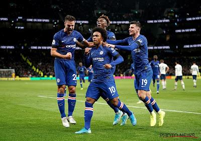 Willian staat voor laatste wedstrijd met Chelsea, Arsenal lonkt
