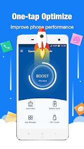 Speed Boost Mobile - Speed Booster & Junk Cleaner 3.8