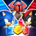 SEGA Heroes: Match 3 RPG Games with Sonic & Crew icon