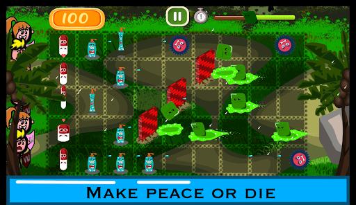 Virus War : A Battle of Wits 0.3 screenshots 2