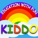 Kiddo - Kids Learning App icon